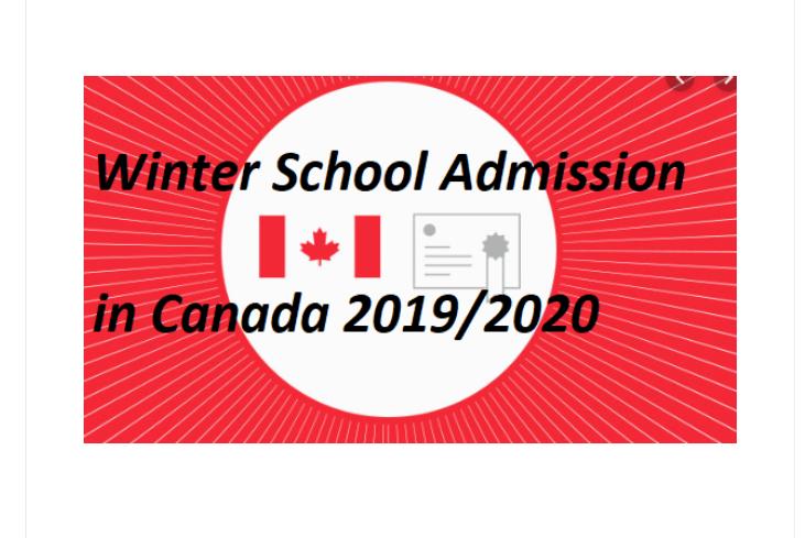 Canada Winter Admission