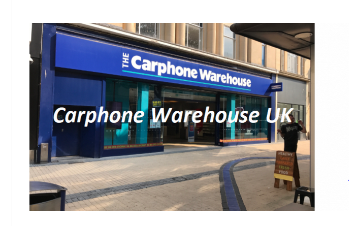 Carphone Warehouse UK