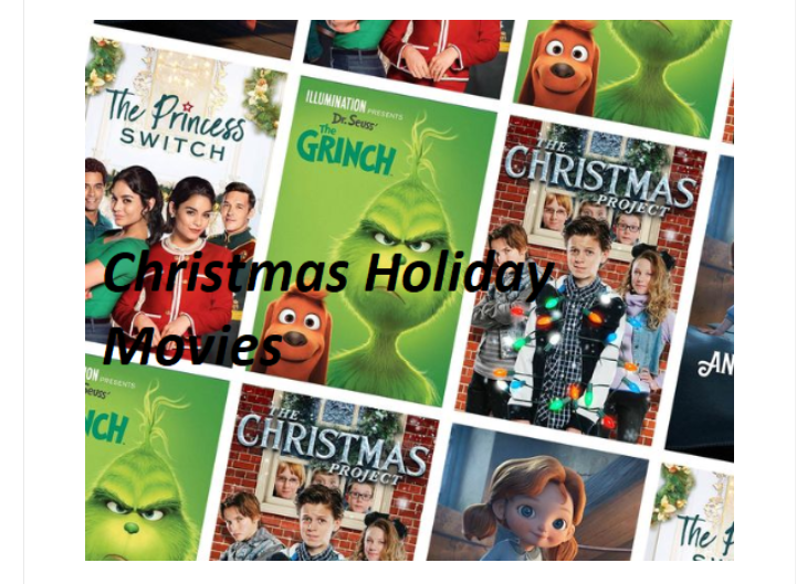 Christmas Holiday Movies