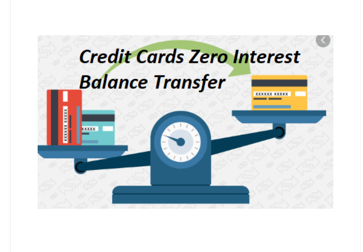 Credit Cards Zero Interest Balance
