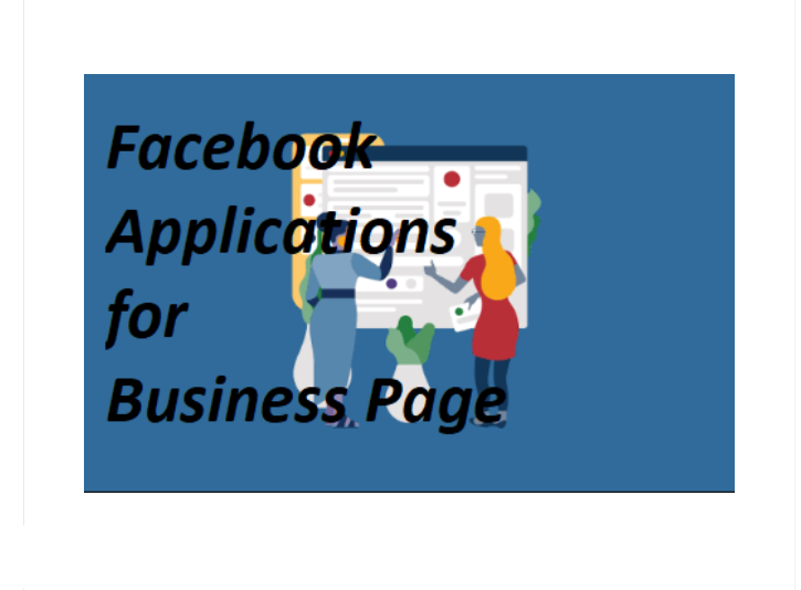 Facebook Application for Business Pages