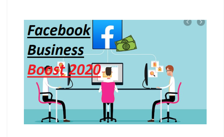 Facebook Business Boost