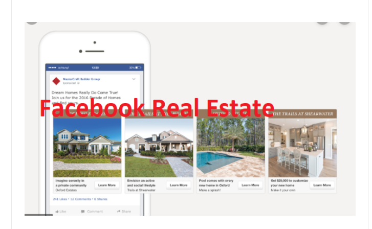 Facebook Real Estate