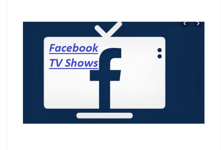 Facebook TV Live