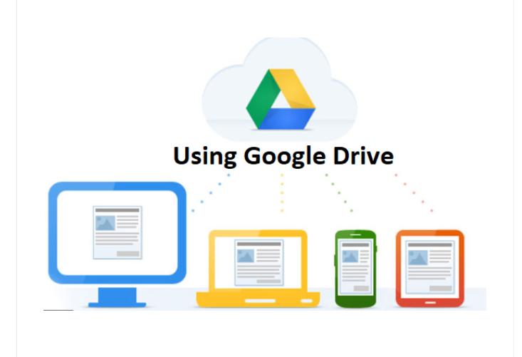 Google Drive My Account