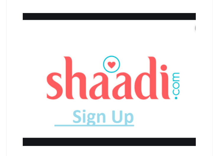 How to Register for Shaadi