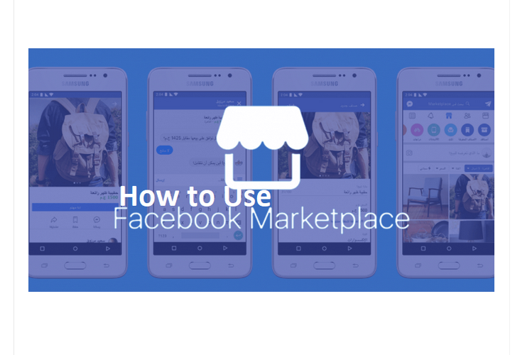 How to Use Facebook Marketplace