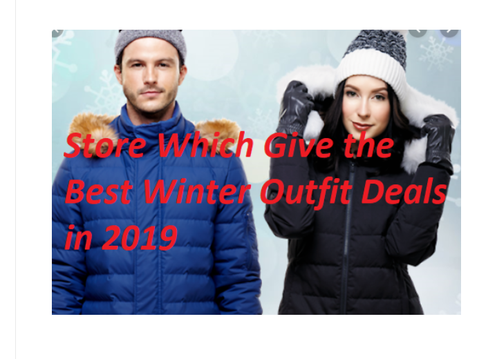 UK Winter Outfit Deals