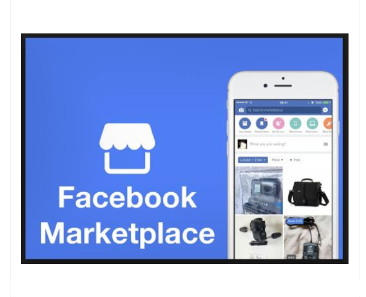 Buy and Sell Using Facebook Marketplace App