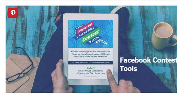 Facebook Contest Tools