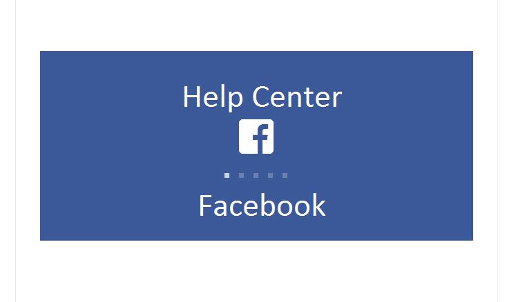 Facebook Help Team