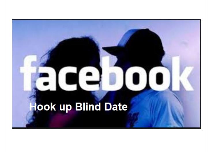 Facebook Hook up Dating