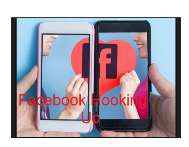 Facebook Hooking Up