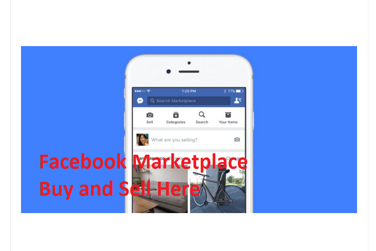 Facebook Market Place Buy and Sell