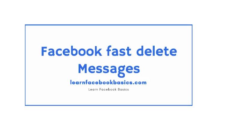Facebook Messenger Messages