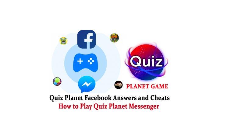 Facebook Quiz Planet Messenger Game