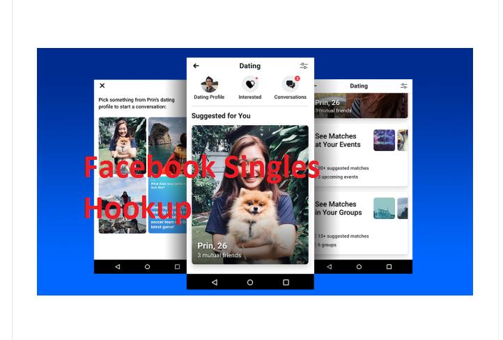 Facebook Singles Hookup