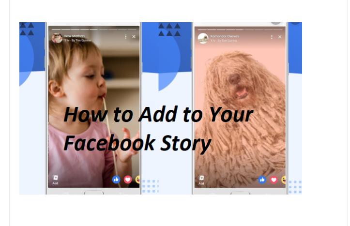 Facebook Story Update
