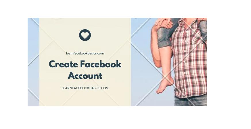Facebook open new account