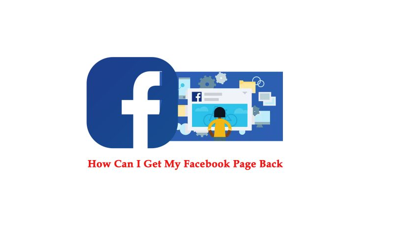How Can I Get My Facebook Page Back