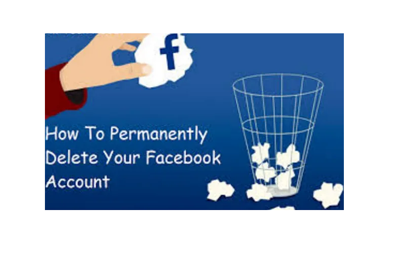 How to Completely Delete Facebook Account