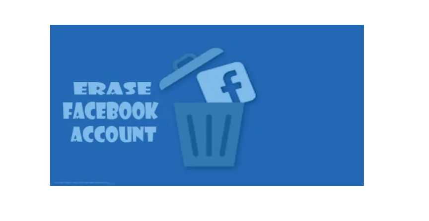 How to Erase and Delete Facebook Account