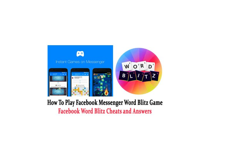 How to Play Facebook Messenger Word Blitz Game