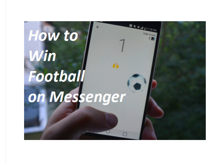 How to Win Football on Messenger