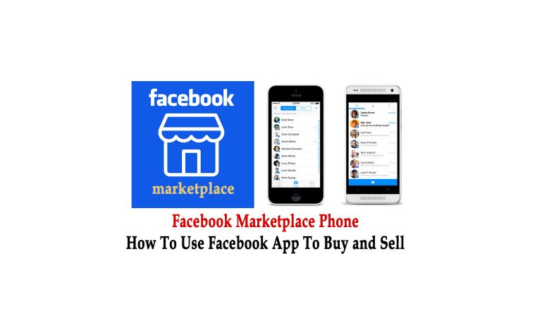 How to use Facebook Marketplace on your Phone