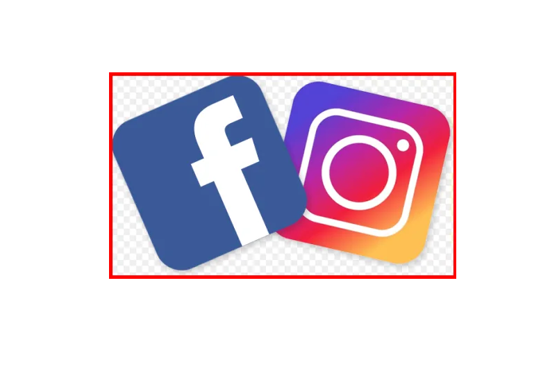 Instagram Log in with any Facebook Account