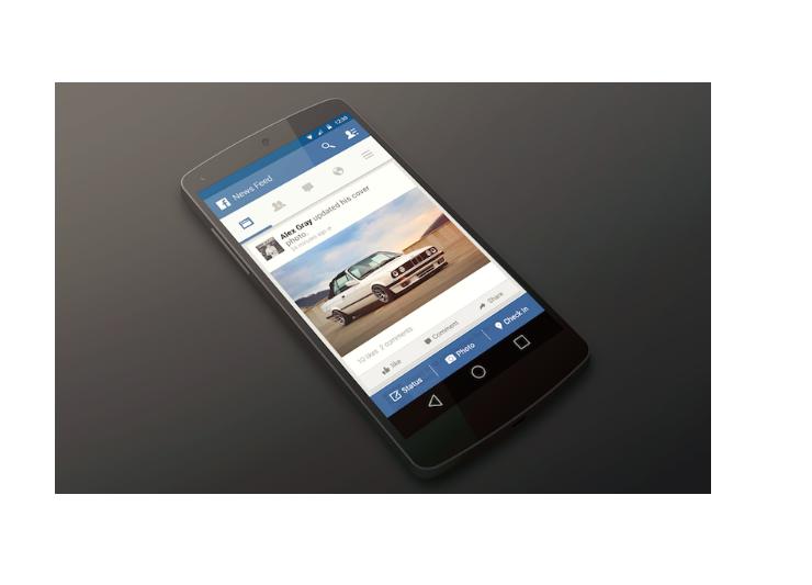 Mobile Facebook App