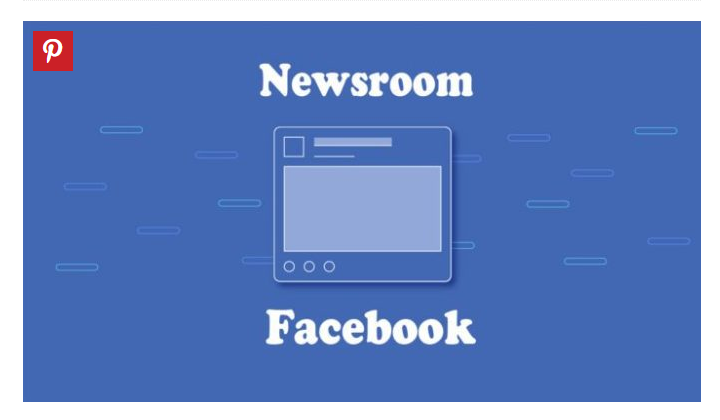 Newsroom Facebook