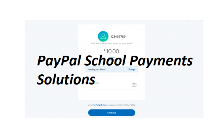 PayPal School Payments Solutions