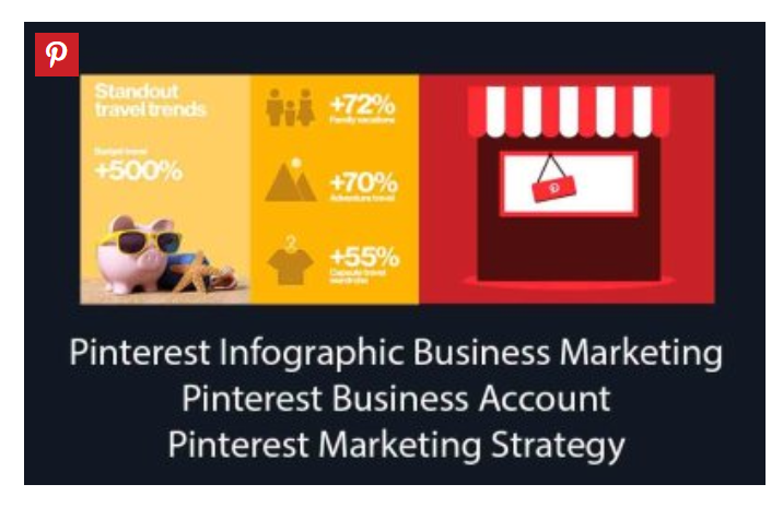 Pinterest Infographic Business Marketing