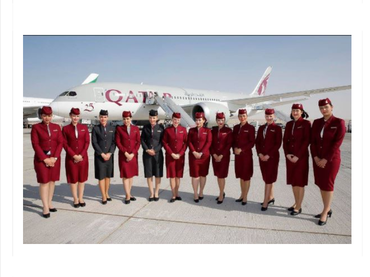 Qatar Airways Ticket Booking