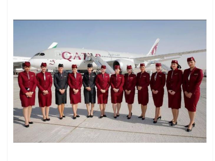 Qatar Airways Ticket Booking
