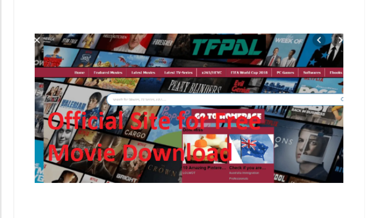 TFPDL Official Site