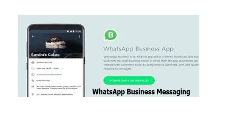 WhatsApp Business Messaging
