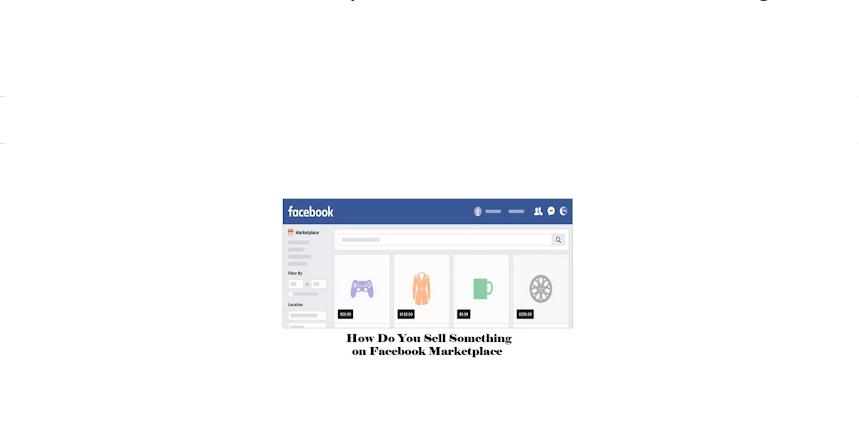 Facebook Online Marketplace Sale