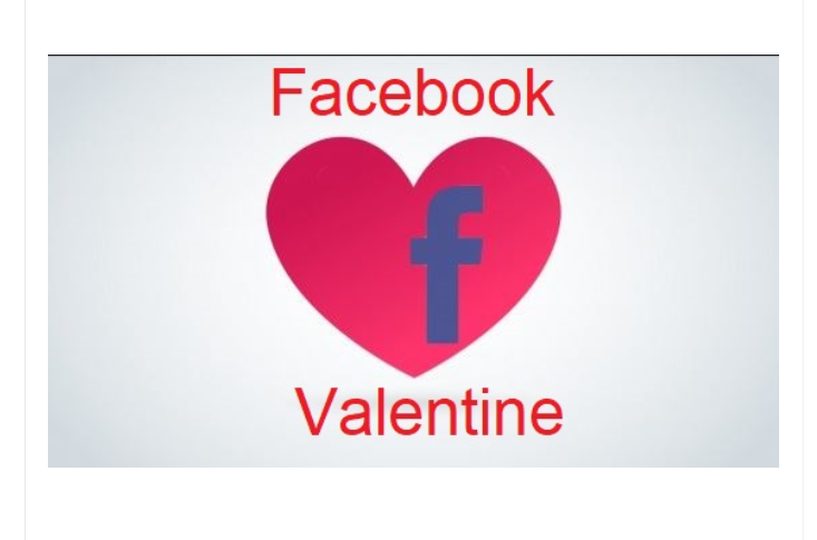 Facebook Valentine's Day Gifts
