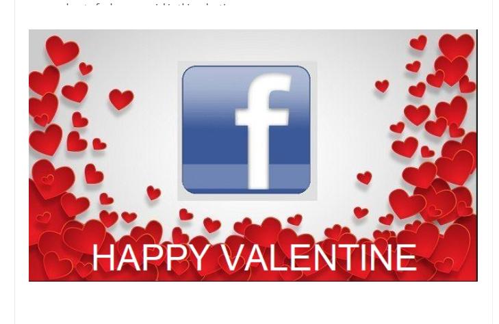 Facebook Valentine Frames