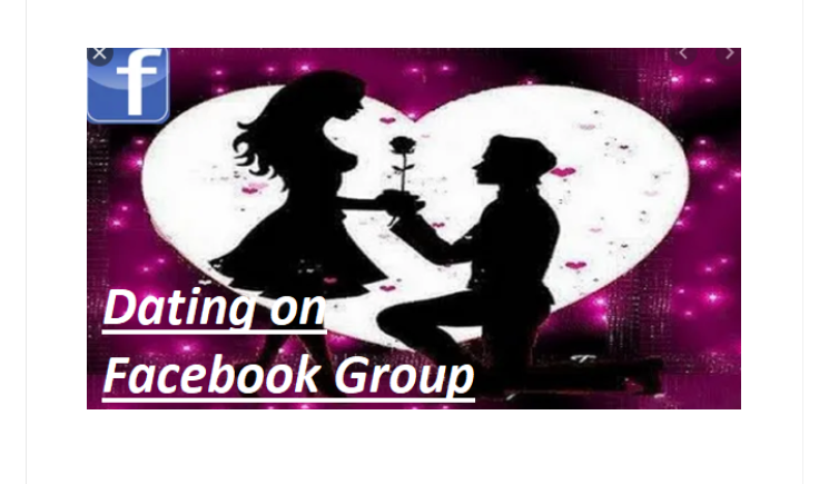 Group Dating on Facebook
