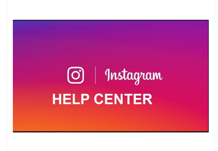 Instagram Help Support