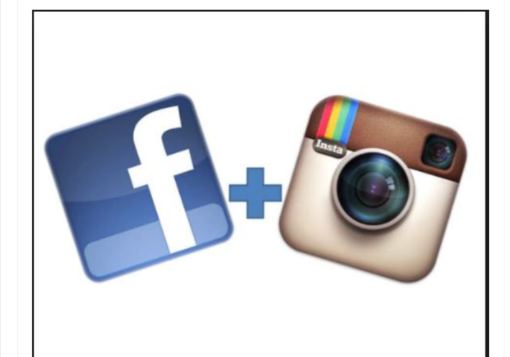 Login Instagram with Facebook