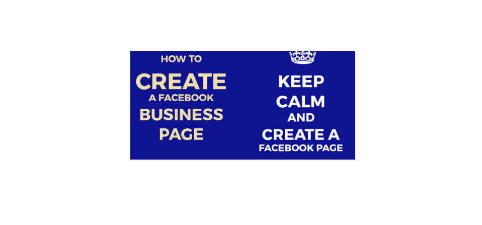 Create New Business Page