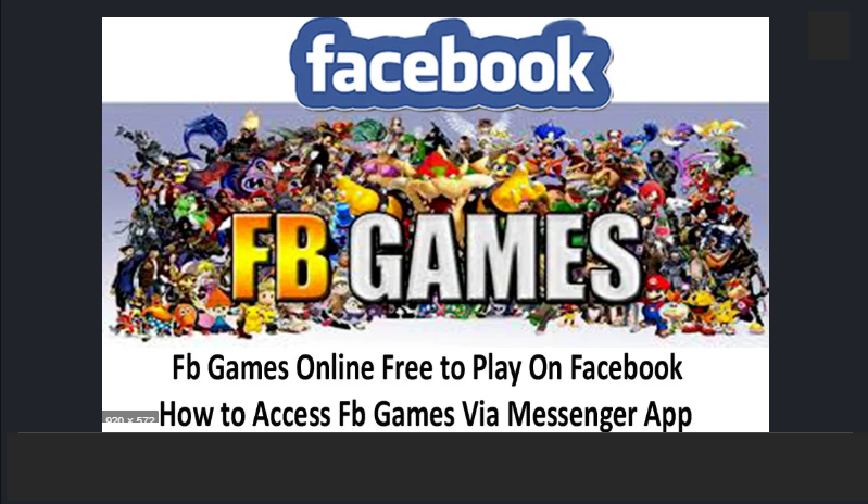 How to Access Facebook Games