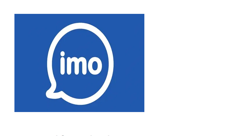 Imo APK Download for Android