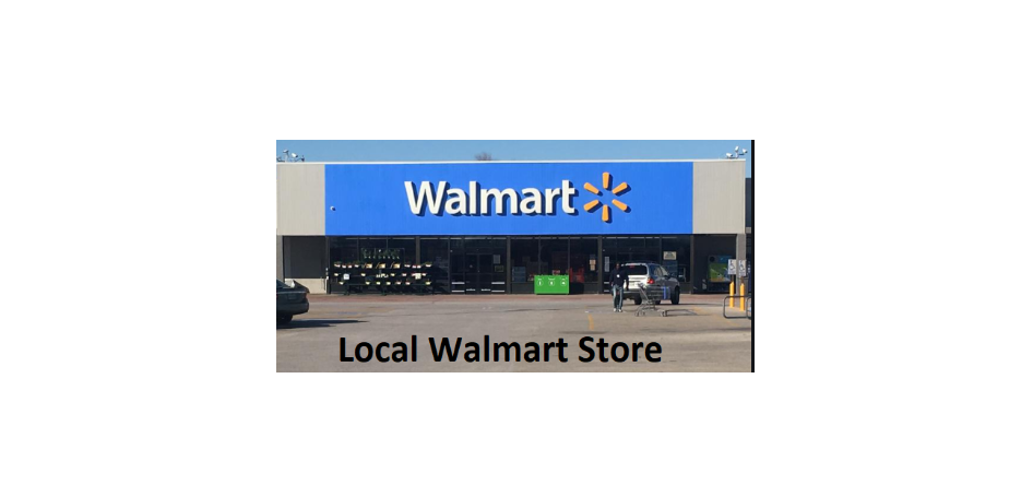 Local Walmart Store
