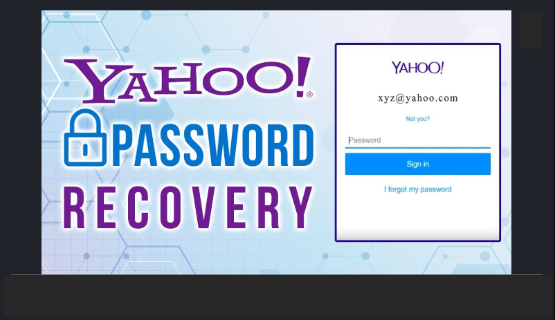 Reset Yahoo Email Password