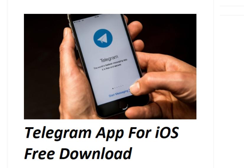 Download Telegram App